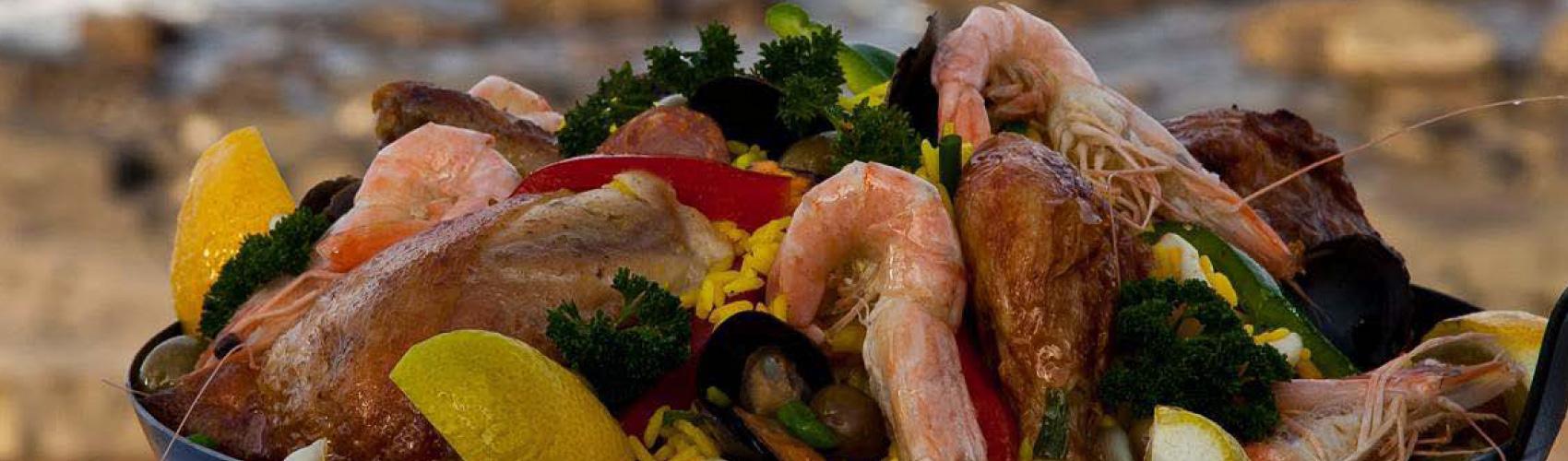 Ballito Seafood Al Pescatore